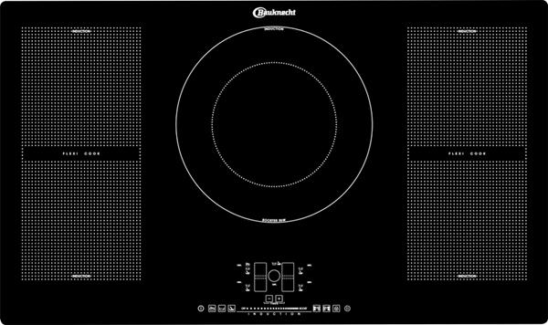 תמונה של כיריים אינדוקציה  BAUCKENCHT ESPIF8950NE