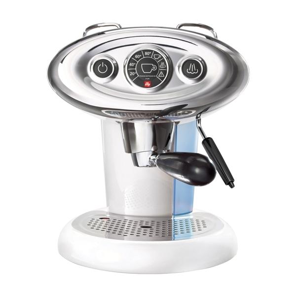 מכונת קפה + מקציף חלב Illy
