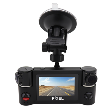 מצלמת דרך דו כיוונית מצלמות קדמית ואחורית PIXEL