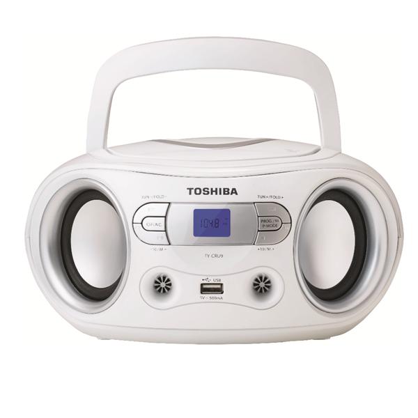 רדיו CD נייד Toshiba
