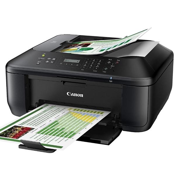 תמונה של מדפסת דיו משולבת PIXMA TBMX475 מתצוגה Canon