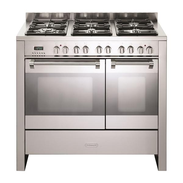 """תנור משולב רוחב 100 ס""""מ DELONGHI"""