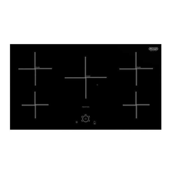 כיריים אינדוקצייה 5 להבות DELONGHI NDI497