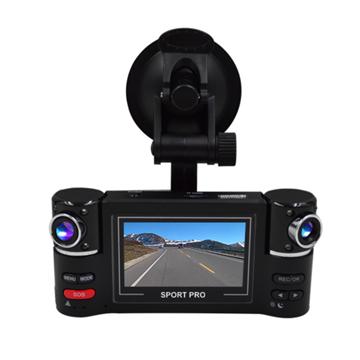 מצלמת דרך עם 2 עדשות SPORT PRO DV9000
