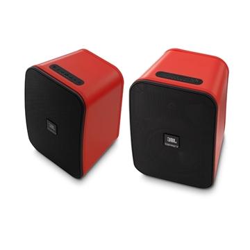 זוג רמקולים נייד JBL CONXTRED Bluetooth